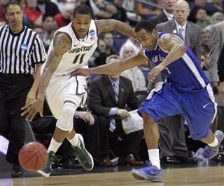 Keith Appling, Kwamain Mitchell