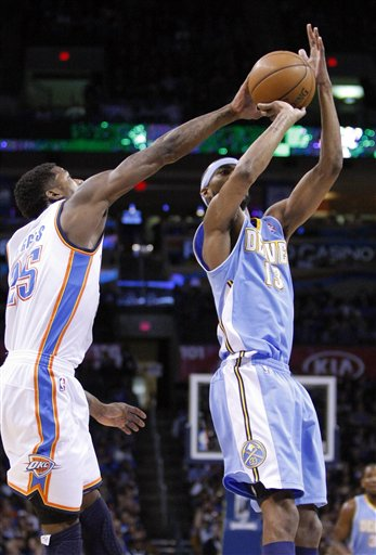 DeAndre Liggins, Corey Brewer
