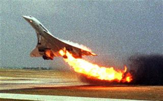 France Concorde Crash