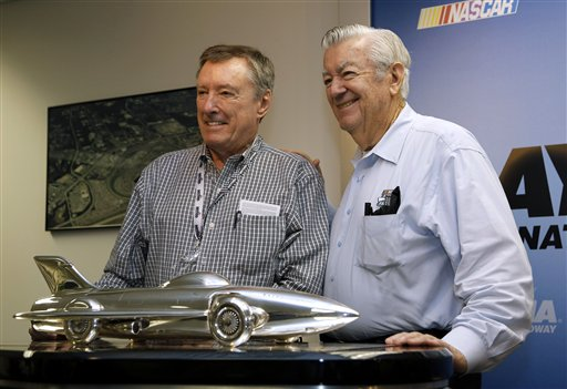 Johnny Rutherford, Bobby Allison