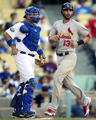 Matt Carpenter, A.J. Ellis