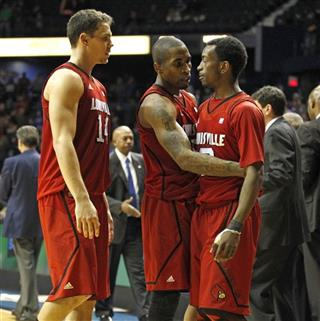 Kyle Kuric, Chris Smith, Russ Smith