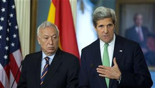 John Kerry, Jose Manuel Garcia-Margallo