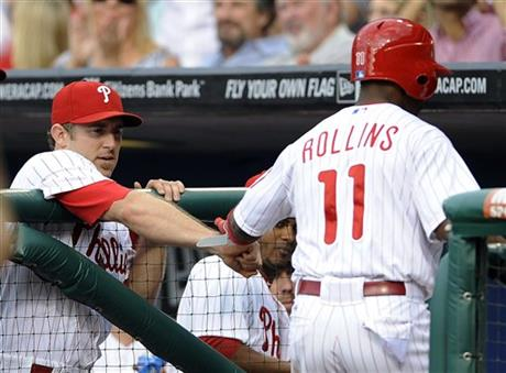 Chase Utley, Jimmy Rollins