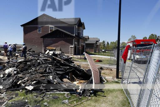Home Explosion Gas Well