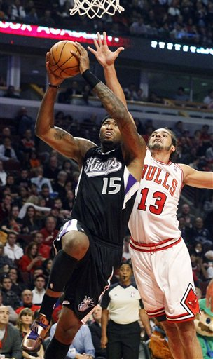 Joakim Noah, DeMarcus Cousins