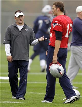 Tom Brady, Josh McDaniels