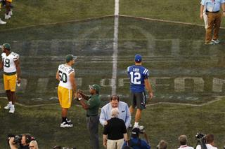 Packers Colts Football