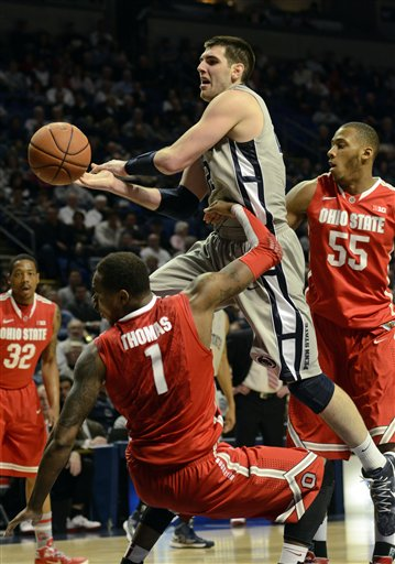Ohio State Penn State Basketball