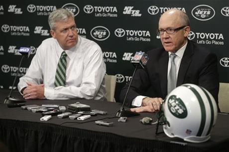 Rex Ryan, Woody Johnson