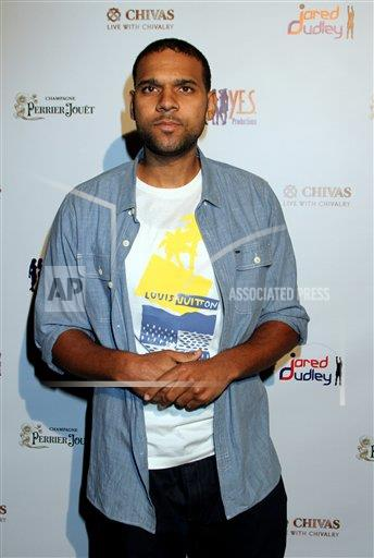 inVision Arnold Turner/Invision/AP A ENT California USA INVW Jared Dudley of The L.A. Clippers Welcome to Los Angeles Scotch and Shave Reception