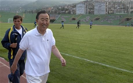 Bosnia Ban Ki-moon