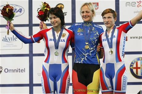 Thumbnail: Russia's road and track cycling programs have long been dogged by doping.