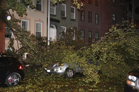 Superstorm Sandy NYC