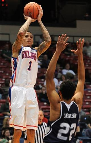 CUSA Rice Louisiana Tech basketball