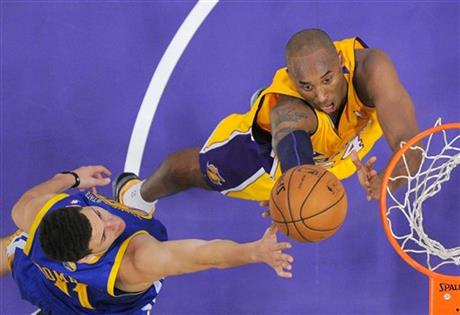 Kobe Bryant, Klay Thompson