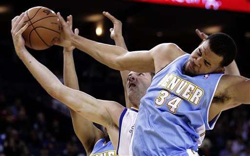 David Lee, JaVale McGee