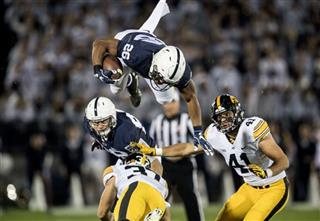 Iowa Penn St Football