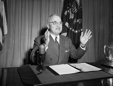 Harry  Truman,