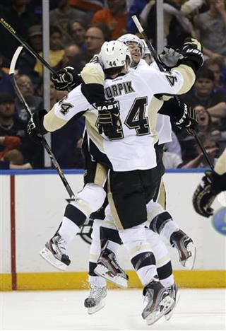 Tyler Kennedy, Brooks Orpik