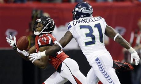 Roddy White ,Kam Chancellor