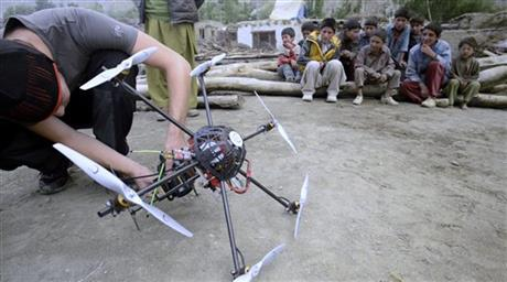 Pakistan Drones In Sports
