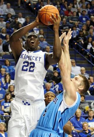 Alex Poythress, Dan O'Keefe