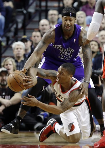 Damian Lillard, James Johnson