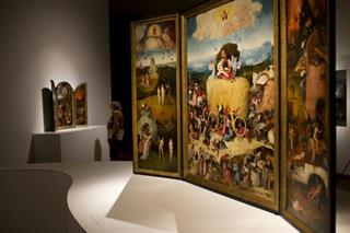 Spain Bosch Art Exhibition