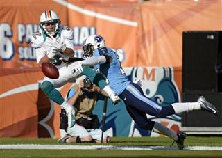 Brian Hartline, Jason McCourty
