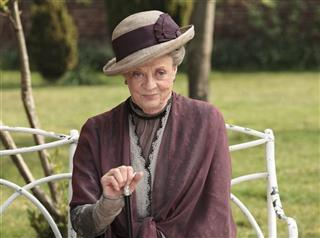People-Maggie Smith