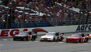 Kasey Kahne, Joey Logano, Regan Smith