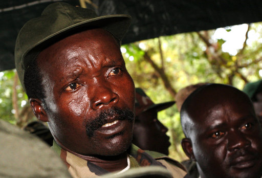 Uganda declares end to mission to pursue warlord Kony