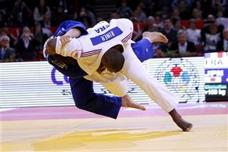 France Judo Paris Grand Slam