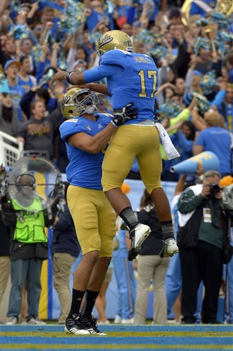 Brett Hundley, Joseph Fauria