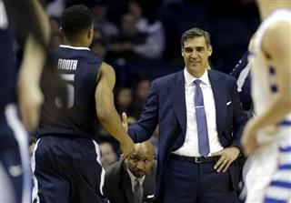 Jay Wright, Phil Booth