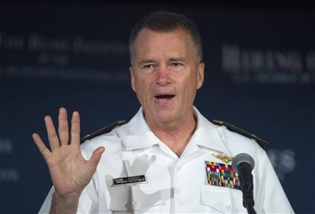 James A. Winnefeld, Jr.