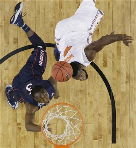 Terrence Samuel, Patric Young
