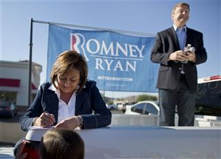 Susana Martinez, Dean Heller