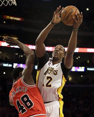 Dwight Howard, Nazr Mohammed