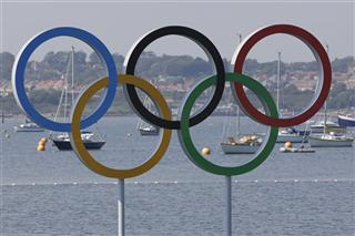 London Olympics Sailing