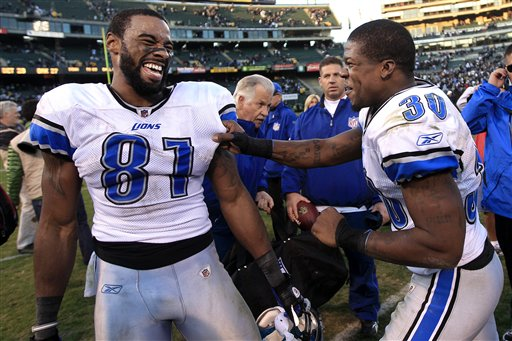 Calvin Johnson, Kevin Smith