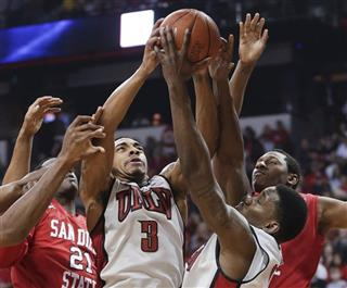San Diego St UNLV Basketball