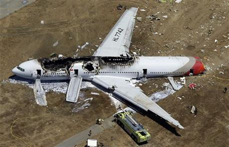Asiana Airlines Penalized Over Crash