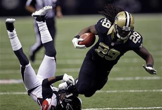 Chris Ivory, Dunta Robinson