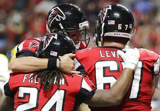 Packers Falcons Football