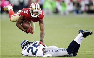 Michael Crabtree, Richard Sherman