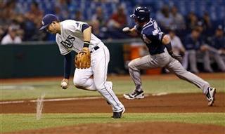 Evan Longoria, Chris Denorfia
