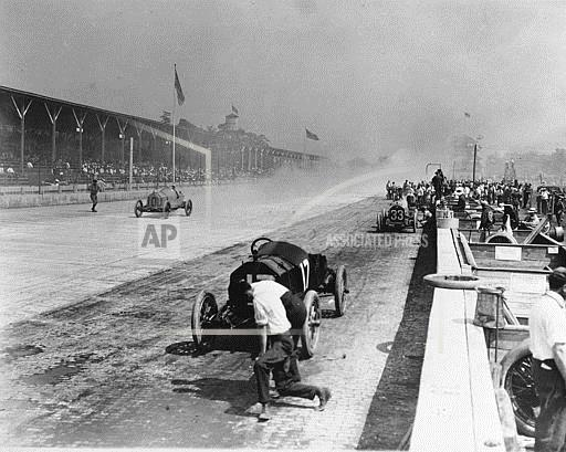 Watchf Associated Press Sports Auto Racing Indiana United States APHS136565 Indy 500 Knipper 1913
