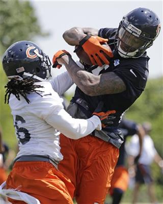 Brandon Marshall, Tim Jennings